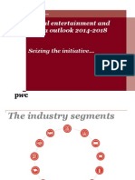 2014 Entertainment and Media Outlook Launch Deck Global FINAL