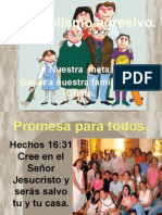 Evangelismo. Estilo de Vida IBE Pachacutec 2015