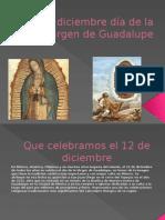 12 de Diciembre Día de La Virgen De_MAYRA GUZMAN