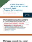4. Social Accountability and Public Service KOMPAK