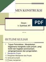 Outline Kuliah
