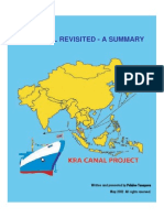 Kra Canal - A Summary (English)