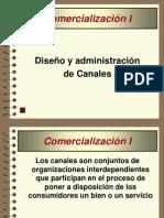 canales de distribución (comercialización)