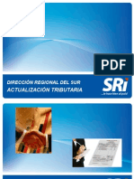 Documentos autorizados por el SRI
