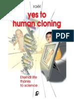 YestoHumanCloning - Rael Book 173 Pgs