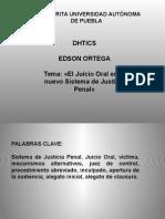 Juicio orales DHTICS