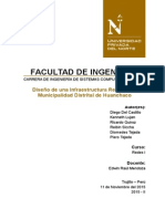 Informe Redes Municipalidad