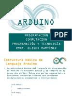 Arduino Programacion
