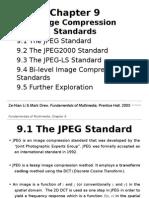 Chapter 9 - Image Compression Standards.ppt