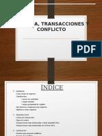 Economia Politica(empresa,transacciones y conflicto)