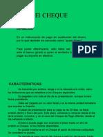 Clase08 Cheque