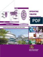 MOH Operating Theatre Management System