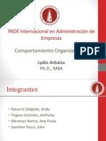 Trabajo Comp. Organizacional - Peruano Tipico (1)