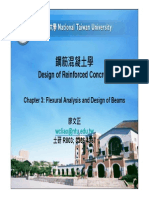 Flexural Analysis and Design of Beams 3-3 ~ 3-5 20121008