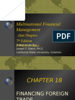 Finance Foreign Trade