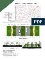 Vias Propuestas Calle 72