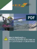 Seguridad Instalaciones Eléctrica