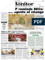 CBCP Monitor Vol. 19 No. 23