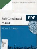 R. a. L. Jones - Soft Condensed Matter