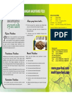 brosur Akuntansi Syariah