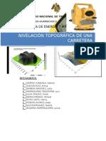 Topografia II - Informe Nº 1 (Grupo 1)