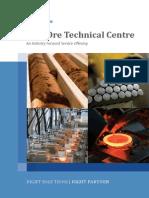 ALS Minerals Iron Ore Technical Centre IOTC Capability Statement