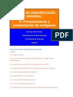 Curso de Inmunología General0