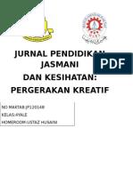 jurnal pergerakan kreatif tingkatan 4.docx