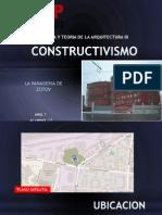 PANADERIA ZOTOV - ARQ.Aleksandr Nikolskii - CONSTRUCTIVISMO