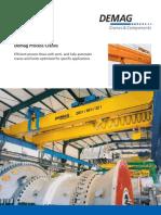 Process Cranes Brochure
