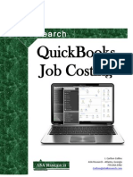 QuickBooks Job Costing