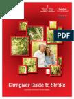 Caregiver Guiide Stroke