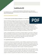 22 - A Penitência (I) - Resumo Dos Ensinamentos Católicos