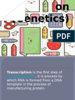 Transcription (Genetics)