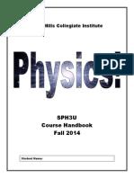 11 Handbook - Fall 2014