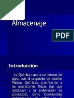 Almacenaje PP