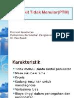 Penyuluhan PTM Pkc Cengkareng
