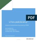 La France, paradis des start-up ?