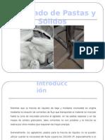 Presentacion Mezclado de Solidos y Pastas
