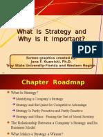 16324287 Strategy Management Tutorial THOMPSON