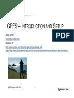 gpfs-introandsetup