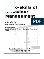 microskills of behaviour mgmt 3