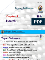 6. Chapter 4 Health
