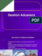 GESTION ADUANERA - Victor Raúl Pariona Lozano