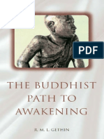 Buddhist Path to Awakening