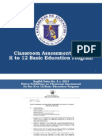 Assessment With PE