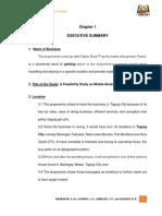 Feasibility Study on Parkin Book
