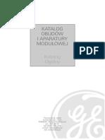 Catalogo General Electric Polaco