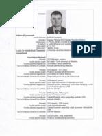 CV Bardan Veaceslav