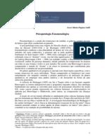 Psicopatologia fenomenológica